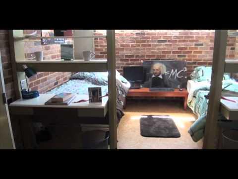 Nicholls Dorm Rooms