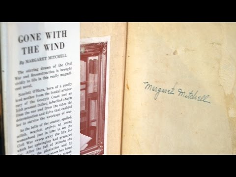 """1936 Signed First Edition """"Gone With The Wind"""" 