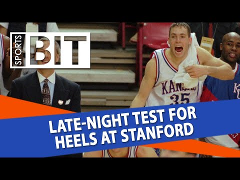 North Carolina Tar Heels at Stanford Cardinal | Sports BIT | NCAAB Picks