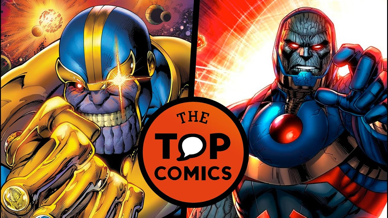 10 Personajes Robados Por Marvel Y DC Comics