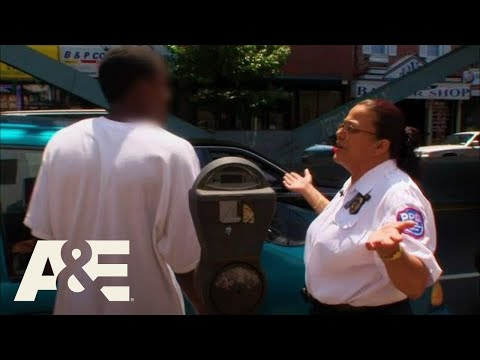 Parking Wars You Got A Problem With The City Not With Me Season 1 Flashback A E Youtube
