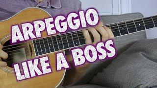 Play Arpeggios Like a Guitar Boss