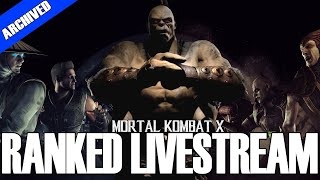 MORTAL KOMBAT X! | IM SO EXCITED FOR MK11 | MKXL w/Character Requests