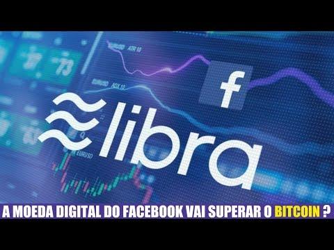 LIBRA - A Moeda Digital Do Facebook. Vai Superar O BITCOIN ?