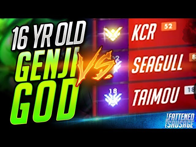 16 Yr Old Genji God