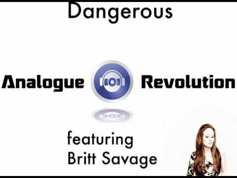 Dangerous by Analogue Revolution feat. Britt Savage-The Nine Lives of Chloe King-Jersey Shore
