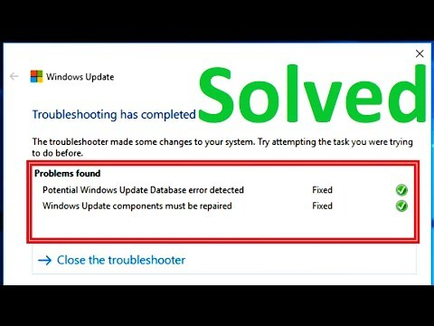How to Fix Windows Update Issues Windows not Updating to April 2018