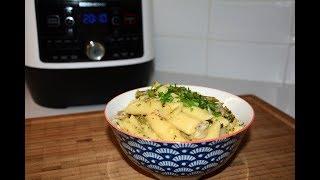 Макароны с Овощами в Скороварке Редмонд Рецептвы для скороварки мультиварки
