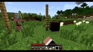 WAAAATATATATATATAAAAA !!! - Kenshiro ninja mod Minecraft [FR] [HD]