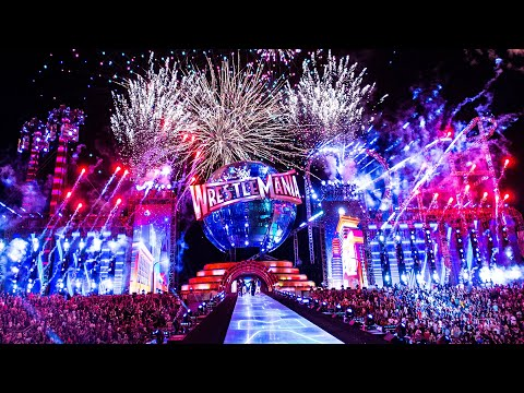 Every WrestleMania Intro: WWE Playlist