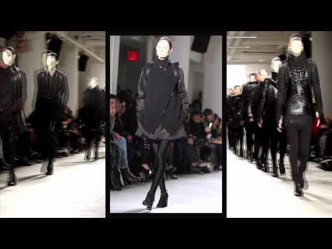 Rad Hourani a/w 2010 video by XXXX Magazine