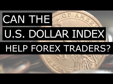 US Dollar Index – Why Use It With Forex
