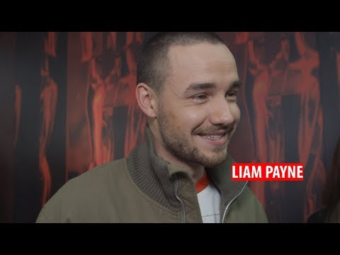 'I've been dared to say a lot of things' Liam Payne on Winners Speeches