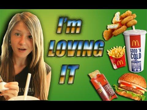 ● McDonald's // I'm LOVING IT ●