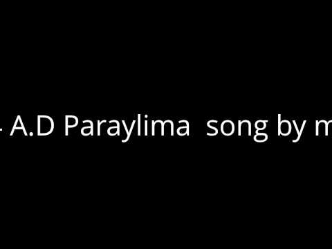 1974 A.D Paraylima  song by mikha