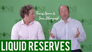Liquid Reserves for Investing in Real Estate