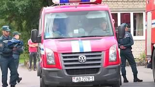2017-07-26 г. Брест. День пожарной службы в Брестском ГОЧС. Новости на Буг-ТВ.