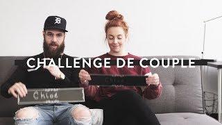 LANCEMENT WEBSÉRIE MARIAGE #1 - Challenge de couple