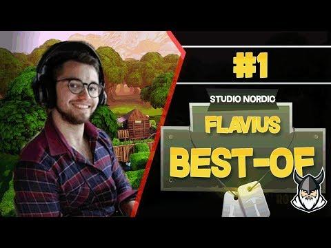 Episode 1 • BEST-OF Flavius • Fortnite: Battle Royale (Studio Nordic)