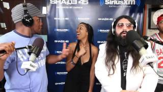 Friday Fire Cypher: Speakz Spazzes on Sway in the Morning