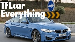 2015 BMW M3 & M4: More than Everything You Ever Wanted to Know ( BMW M Week)