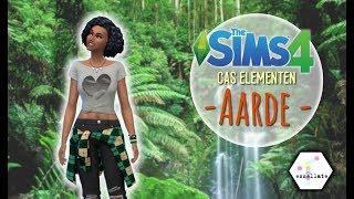 ❁ AARDE ❁ - De Elementen Maken || Sims 4: Creëer-een-Sim (Nederlands)