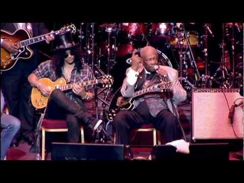 B.B. King-Guess Who-Live Music Video (4/6) Live at the Royal Albert Hall 2011