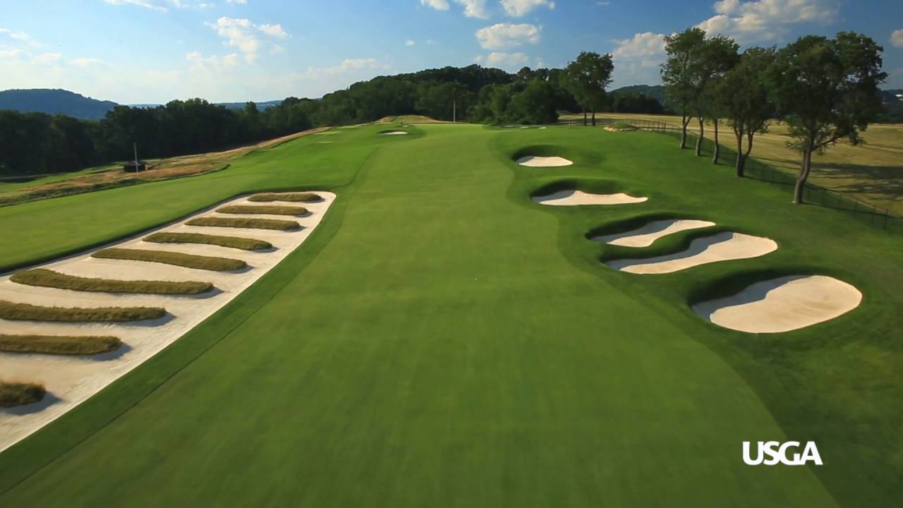 Oakmont Country Club Hole No 3 Youtube
