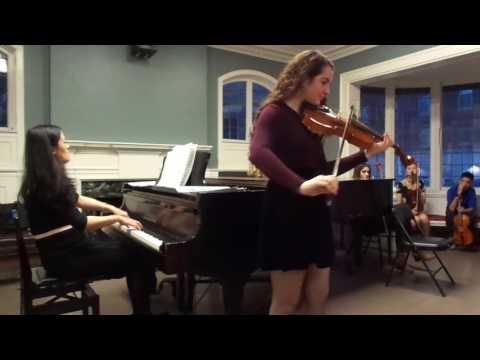 Netta viola - Old French Dances, by M.  Marais, 12.13.2015