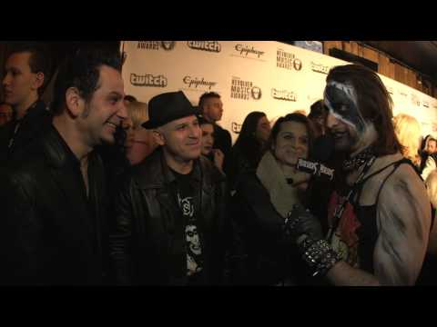 LIFE OF AGONY Interview, Revolver Music Awards 2016 Black Carpet | MetalSucks