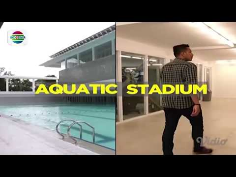 Wajah Baru Venue Aquatic Stadium | Gempita Asian Games 2018
