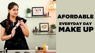 Affordable Everyday Day Make Up | Beauty Squad Latest Videos 2018