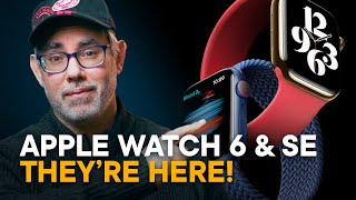 Apple Watch Series 6 & SE — Tech Reviewer Reacts!
