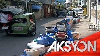 Malacañang, pinayuhan ang water concessionaires na mag-abiso agad tungkol sa kawalan ng tubig
