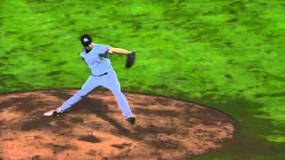 【MLB】アメリカで話題のカーター・キャップスの独特の投球フォーム thumbnail