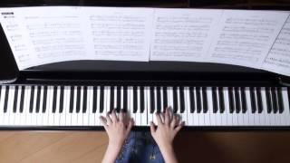 使用楽譜;ぷりんと楽譜・上級、 2016年10月16日 録画.