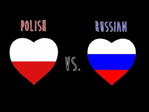 Non/Disney Female Voices Comparison : Polish vs. Russian