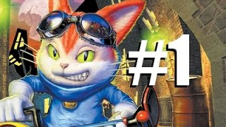 Blinx: The Time Sweeper, Part 1 - Introduction and Round 1: Time Square