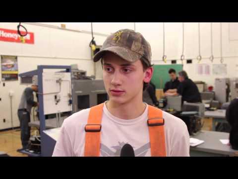 """""""go! Island"""" Visits VIU's Cowichan Trades Centre (Part 1) - Shaw TV Duncan"""