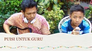 Puisi Untuk Guru SMPN 104 Jakarta
