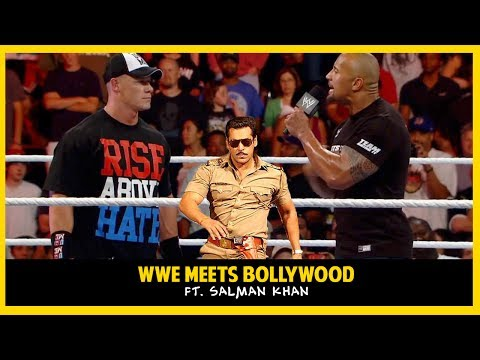 WWE Funny Dubbing   WWE Meets Bollywood  ...