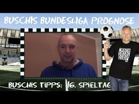Buschis Bundesliga Prognose: Meine Tipps zum 16. Spieltag, der Tag der Monsterpunktzahl...