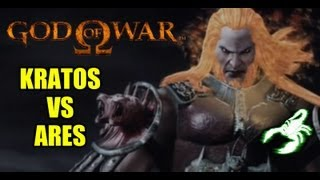 GOD OF WAR - BOSS BATTLE: KRATOS VS ARES(God Of War This is a new feature I created to my channel which is the VSCombats. Hope you enjoy this new features and stay tune to new features and help me ..., 2013-10-10T17:10:36.000Z)