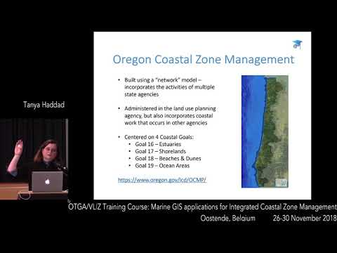 Marine GIS Application And ICZM - Overview Of Data Needs, Data Stewardship & Data Applications