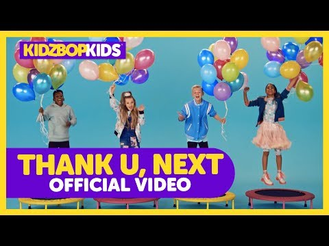 KIDZ BOP Kids - Thank U, Next (Official Video)