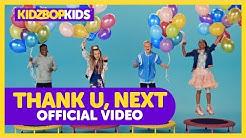 KIDZ BOP Kids - Thank U, Next (Official Music Video)