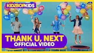KIDZ BOP Kids - Thank U, Next (Official Music Video)
