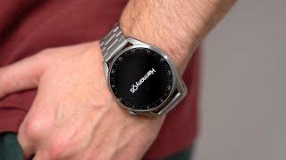 Super edel: Huawei Watch 3 Pro Unboxing & Erster Eindruck (Deutsch)