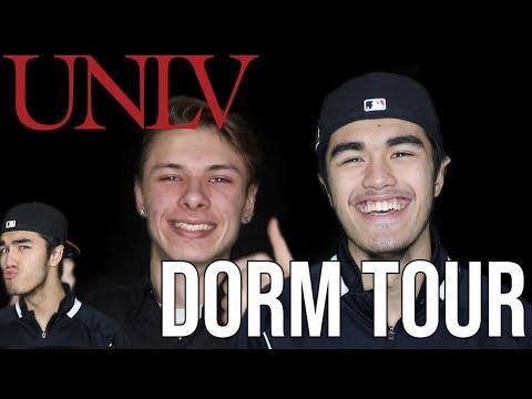 UNLV Dorm Tour! | College Essentials