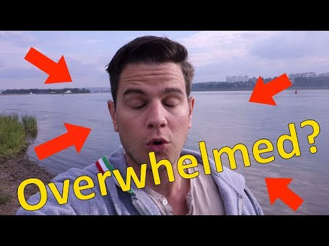 How to not Feeling Overwhelmed Learning a Language (shot in Irkutsk)